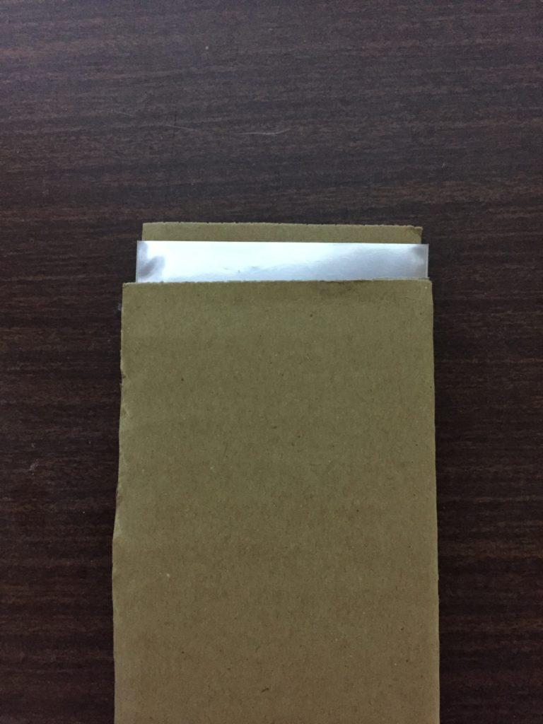カード梱包