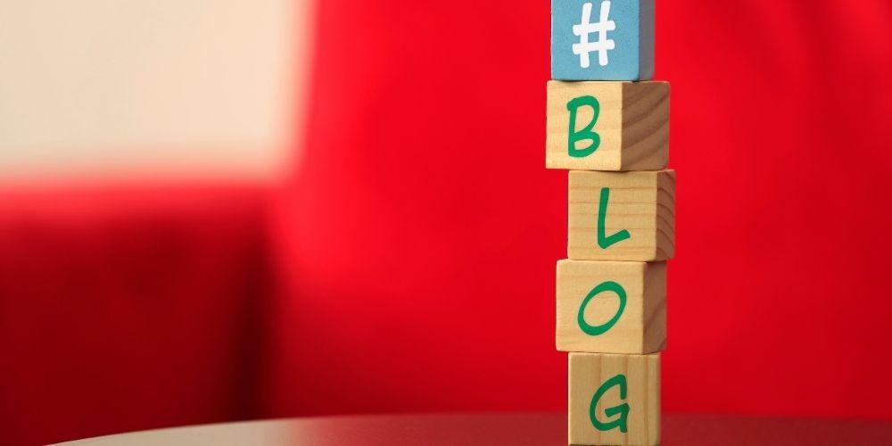 ブログの積み木